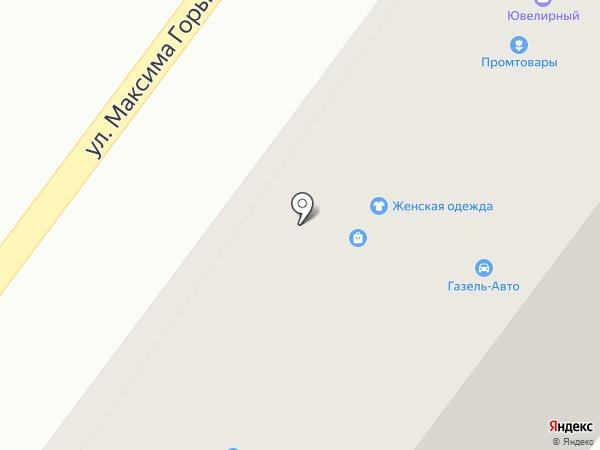 Ювелирный салон на карте Орла