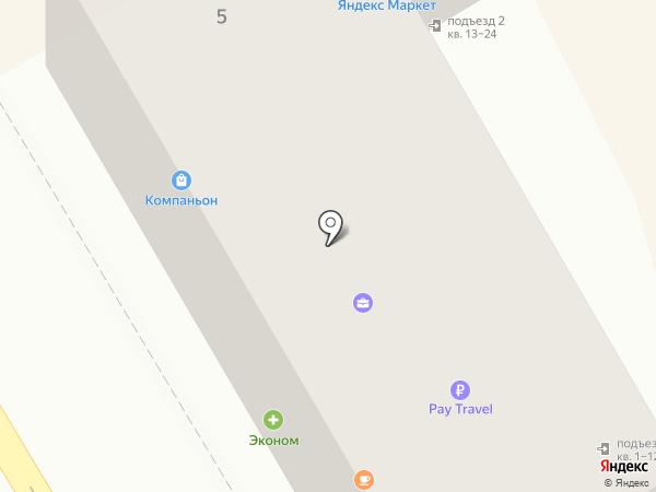 Маффин на карте Орла