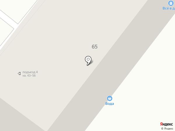 Маслово на карте Орла