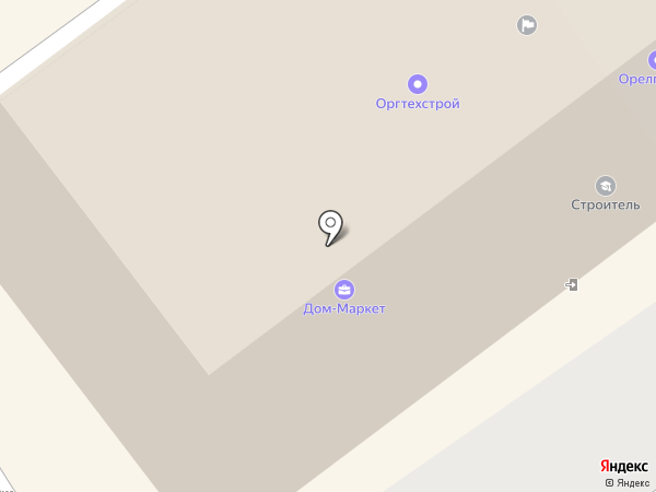 Эксперт-Маркетинг на карте Орла