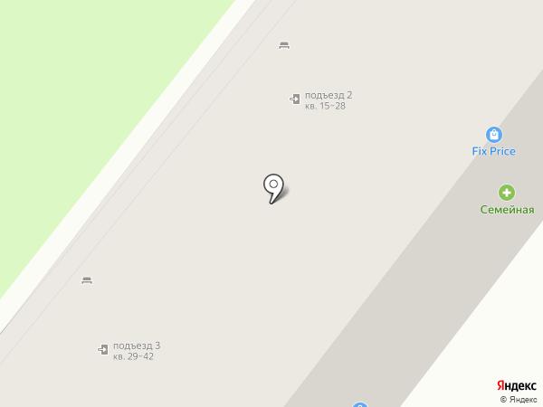 Перекресток на карте Орла