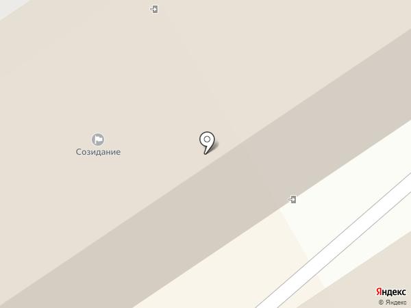 Городъ на карте Орла