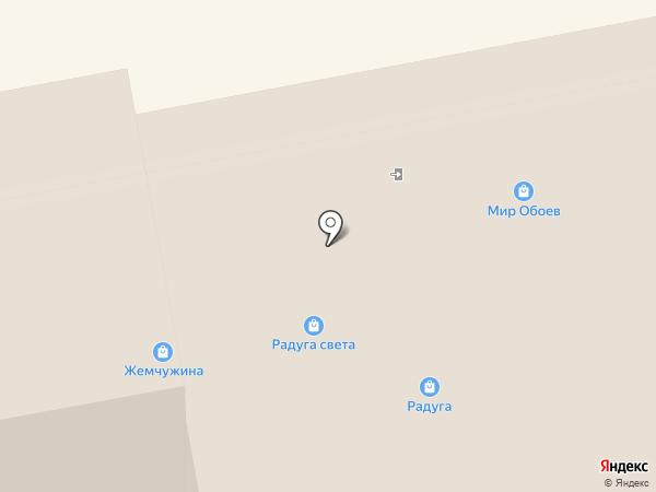 Ивушка на карте Орла