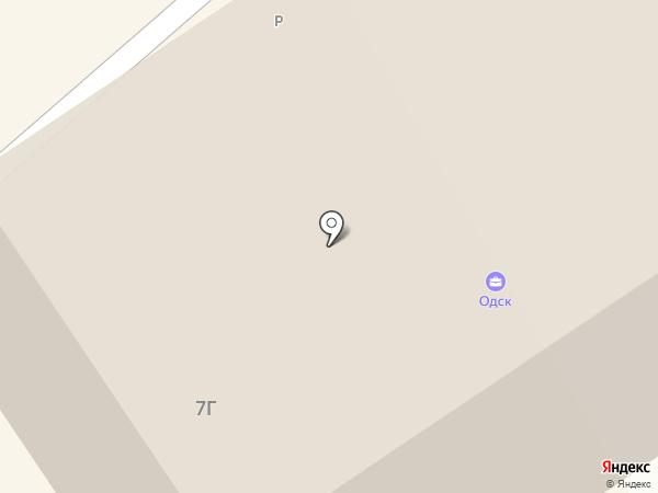 Орелстрой на карте Орла