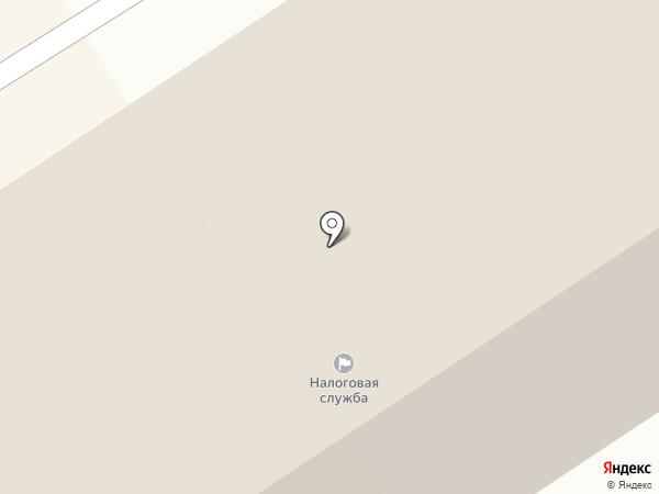 УФНС на карте Орла