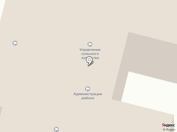 Управление сельского хозяйства и продовольствия на карте Орла