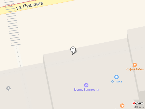 Центр занятости населения г. Орла на карте Орла