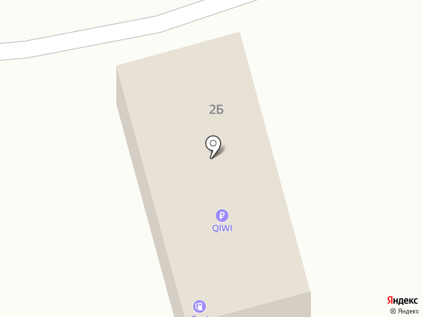 АЗС на Болховском шоссе на карте Орла
