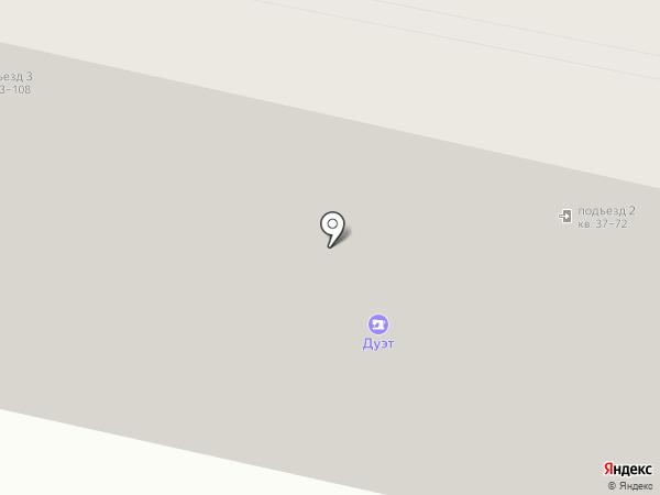 Дуэт на карте Орла