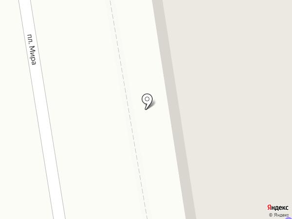 Парикмахерская на карте Орла