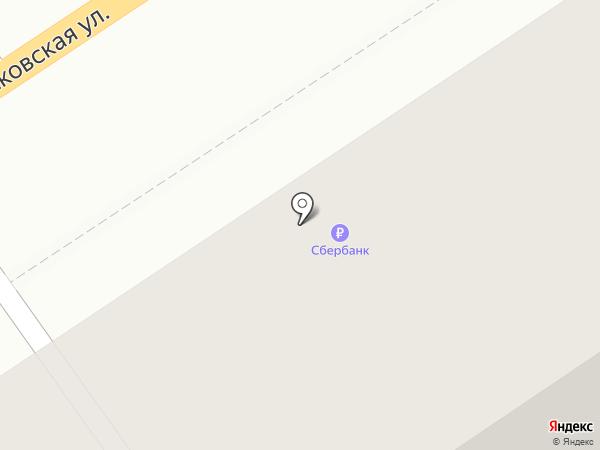 Тройка на карте Орла