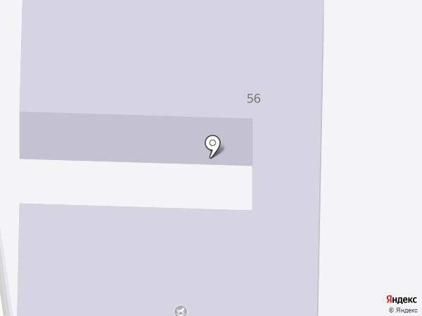Детский сад №12 на карте Орла
