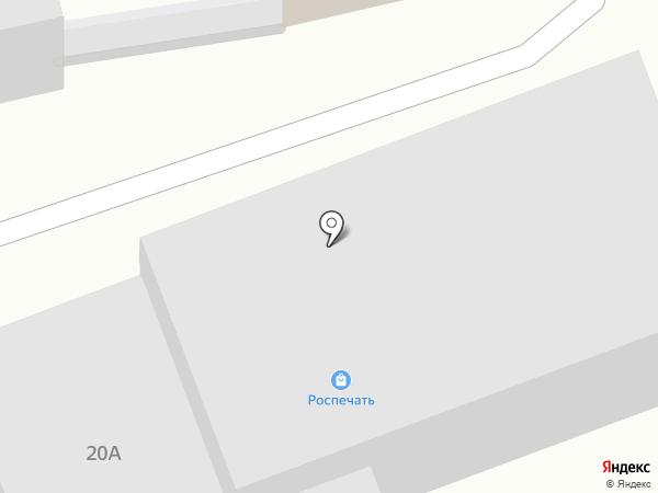 Переплетчик на карте Орла