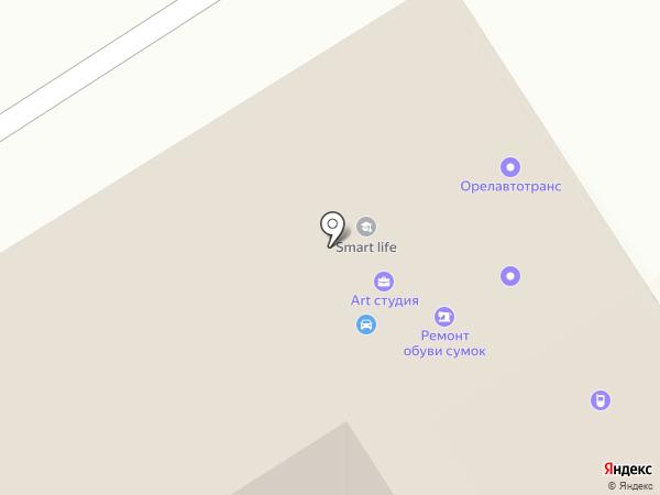 Контракт на карте Орла