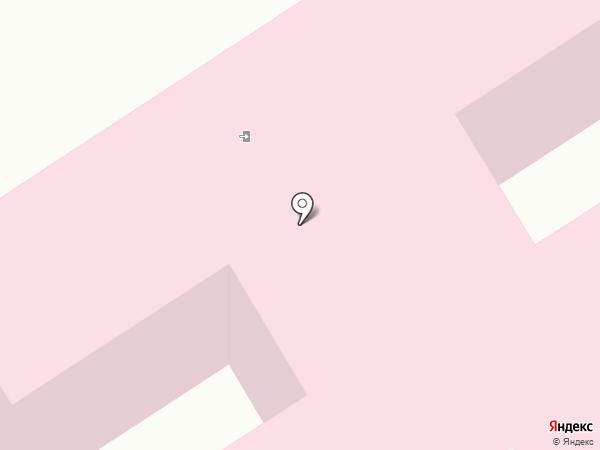 Детская поликлиника №3 на карте Орла