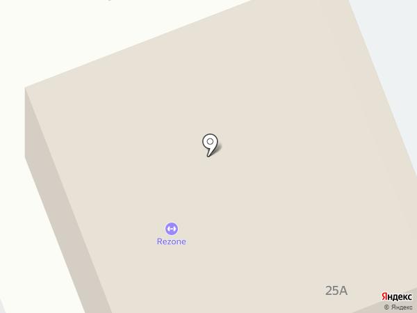 REZone на карте Орла