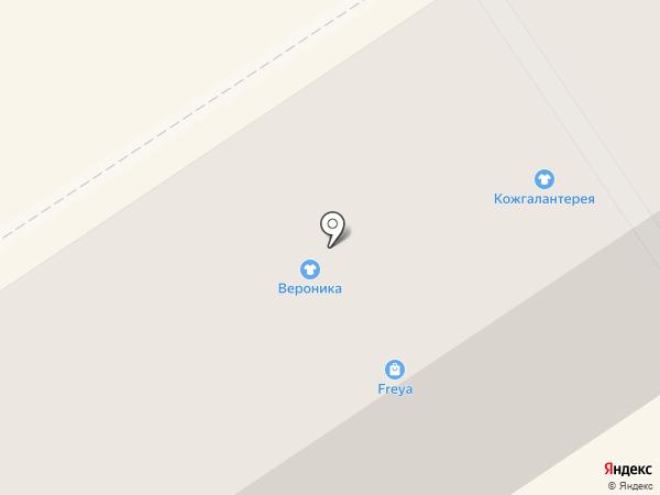 Адвокатский кабинет Назарова В.Д. на карте Орла