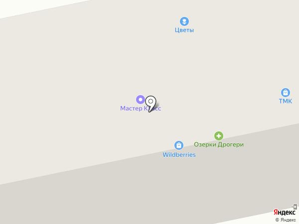 Дом Домыч на карте Орла