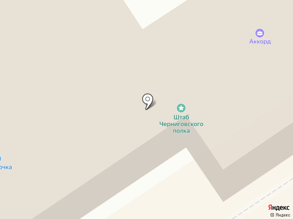 Ингосстрах, СПАО на карте Орла