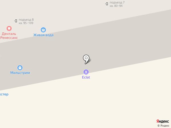 Орленок на карте Орла