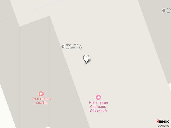 Нэо-студия Светланы Лёвкиной на карте Орла