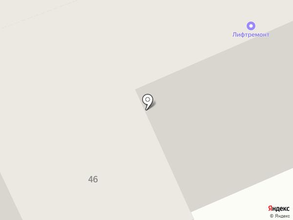 ЛифтРемонт на карте Орла