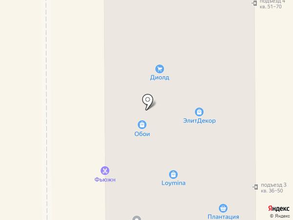 Арсенал на карте Орла