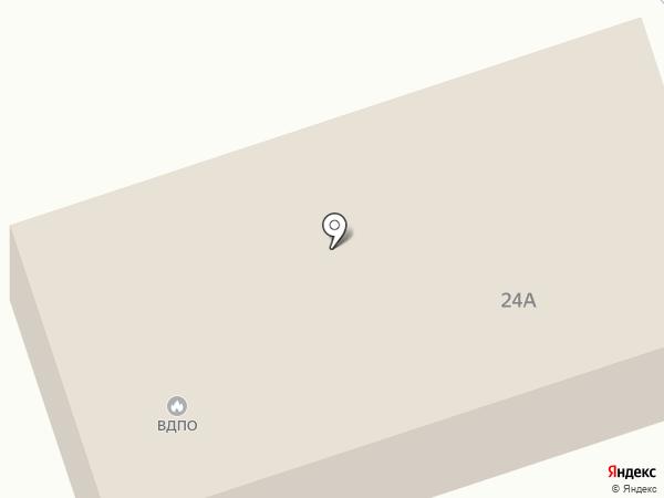 ВДПО на карте Орла