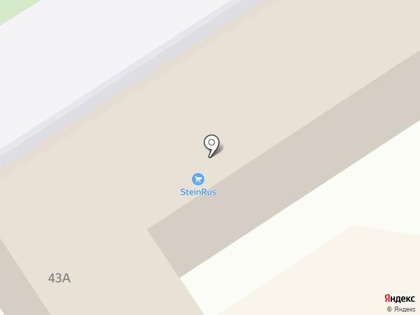 Железобетонные конструкции на карте Орла