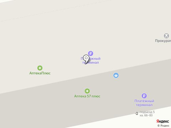 РусФабрикат на карте Орла