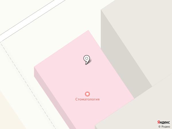 Орловская областная стоматологическая поликлиника на карте Орла