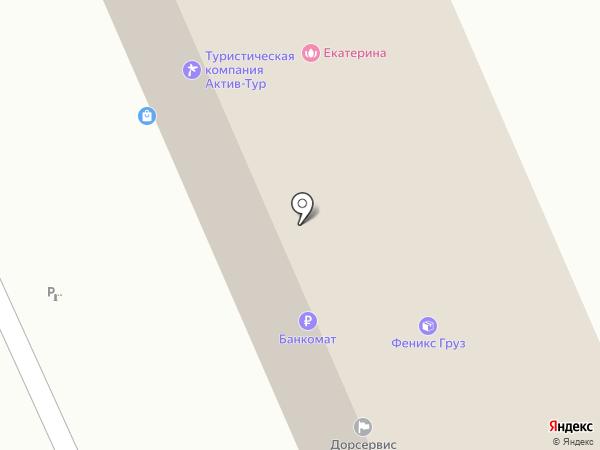 ЖЭУ №5 на карте Орла