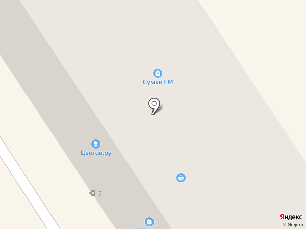 Оптимист на карте Орла