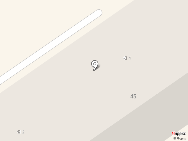 Шик на карте Орла