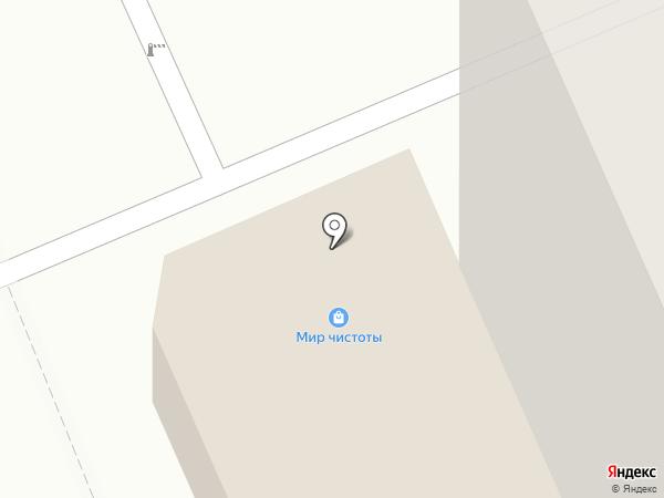 Спецстрой-М на карте Орла