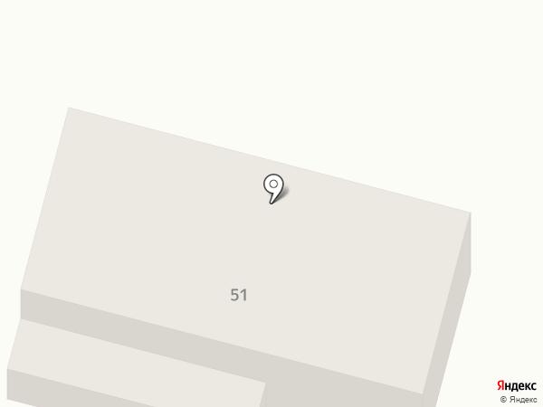Банька на Пойменной на карте Орла