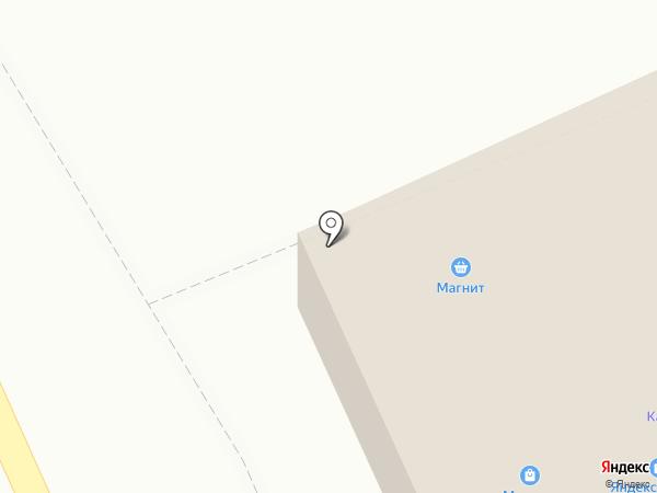 Водолей на карте Орла