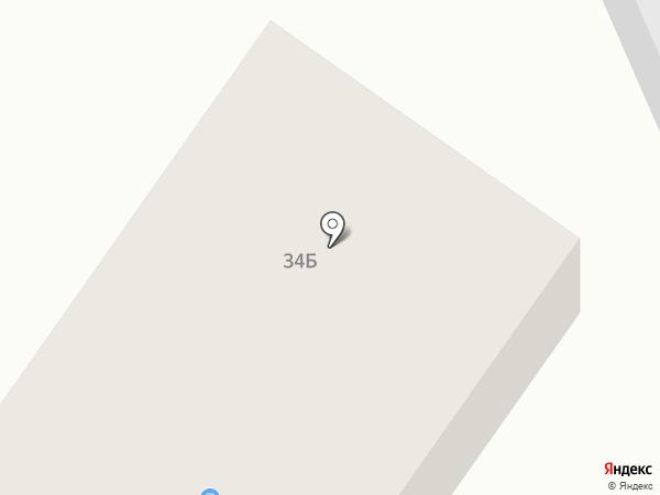 Автоцентр на карте Орла