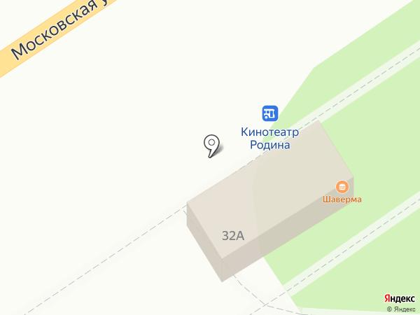 Сладкая коллекция на карте Орла