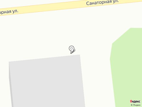 Пятёрочка на карте 1-й Моквы