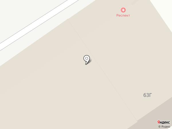 Лазертаг-клуб на карте Орла