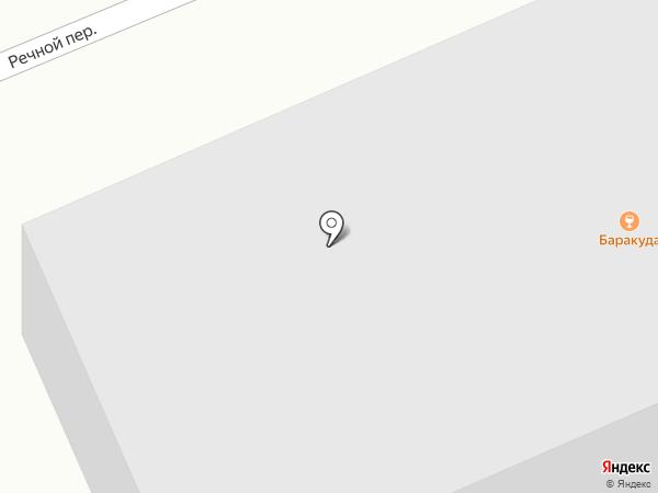 Рензачи на карте Орла
