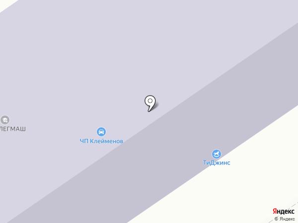 Декарт на карте Орла
