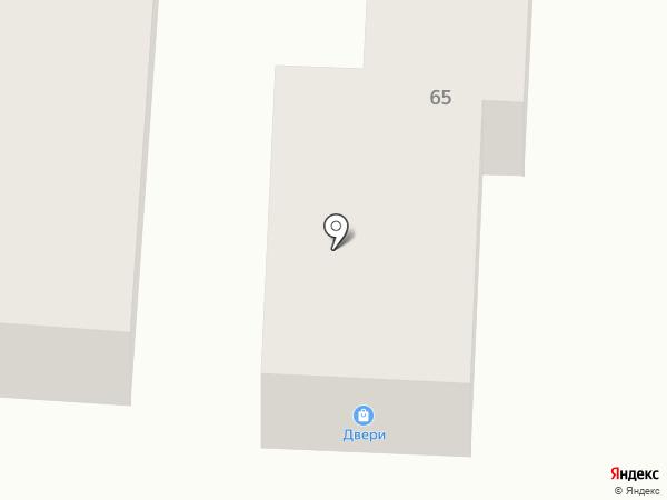 Мастерок на карте Орла