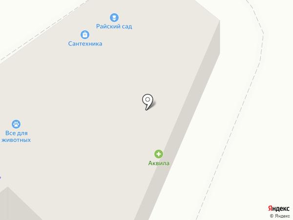 Агентство юридических услуг на карте Орла