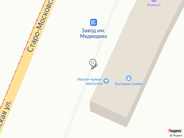 Умелец на карте Орла