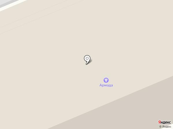 Работяга на карте Орла
