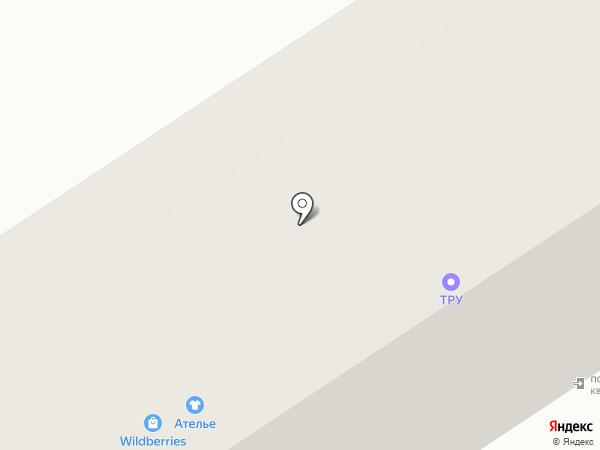 Скорпион на карте Орла