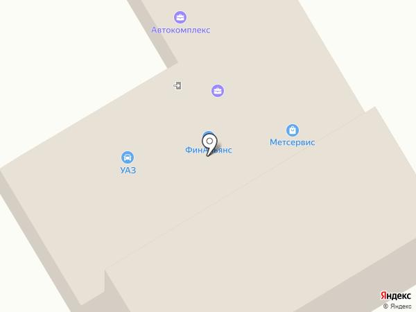 Альфа Консалт на карте Орла