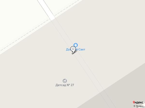 АкваВодолей на карте Орла